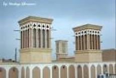 بررسی و تحقیق-بادگیر در معماری ایرانی- در 40 صفحه-docx